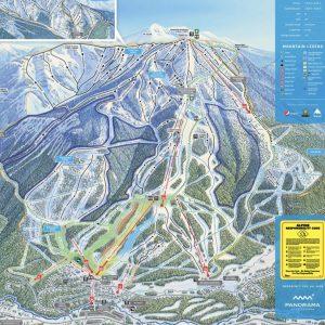 panorama-mountain-ski-trail-map